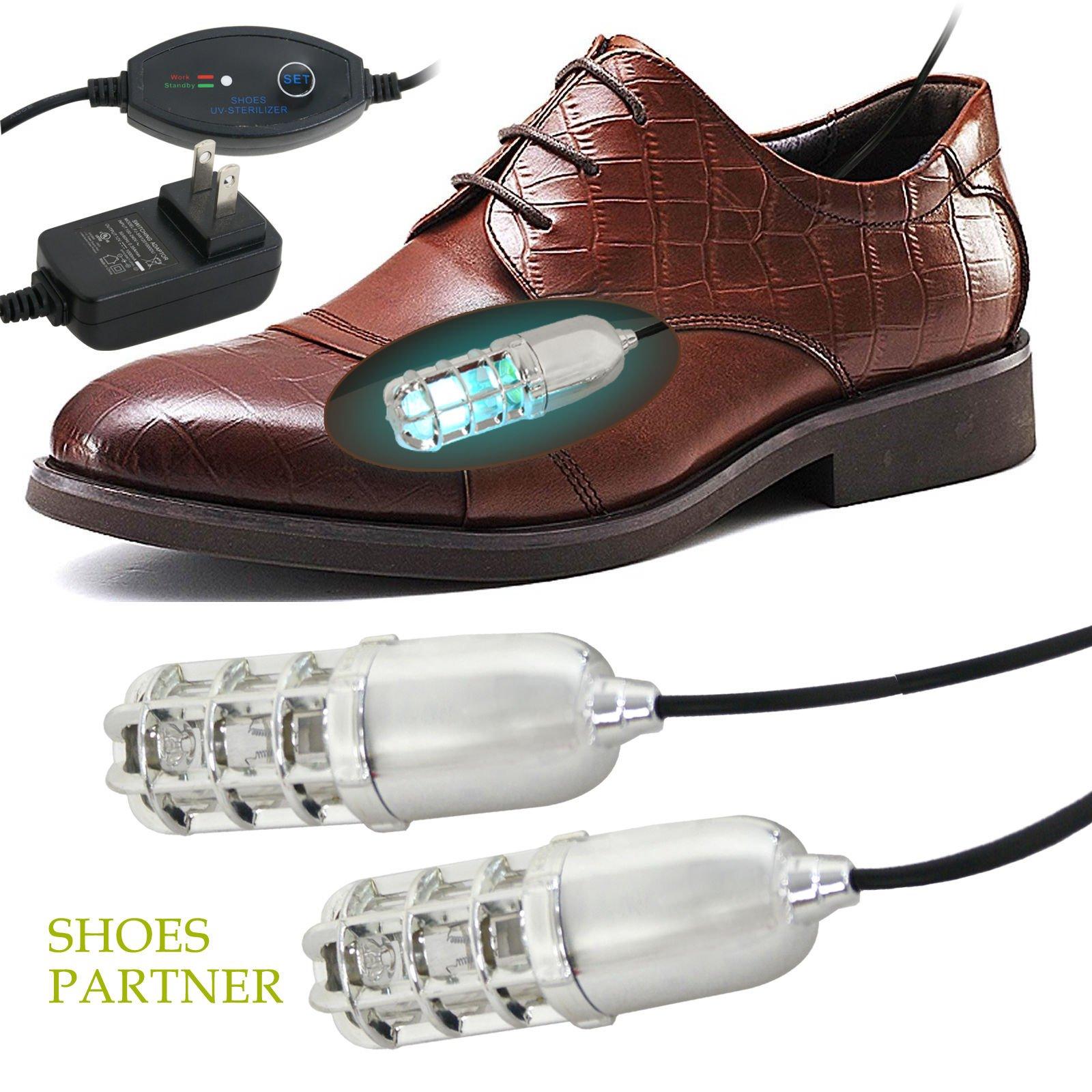 UBRTools Ultraviolet UV Shoes Dryer Deodorizer Sterilizer Sanitizer Kills Fungi & Odors