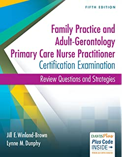 Nurse practitioner certification examination and practice family practice and adult gerontology primary care nurse practitioner certification examination review questions and fandeluxe Gallery