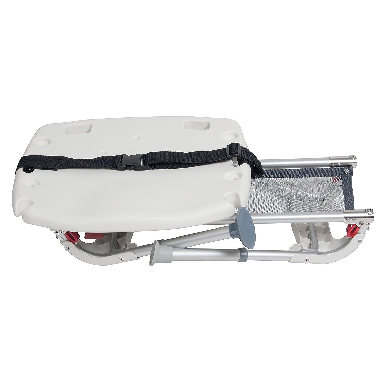 Amazon.com: Drive Medical Folding Universal Sliding Transfer Bench ...