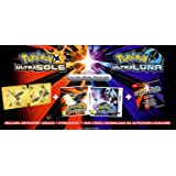 Pokémon Ultra Dual Edition (Ultrasole + Ultraluna) - Special Limited - New Nintendo 3DS
