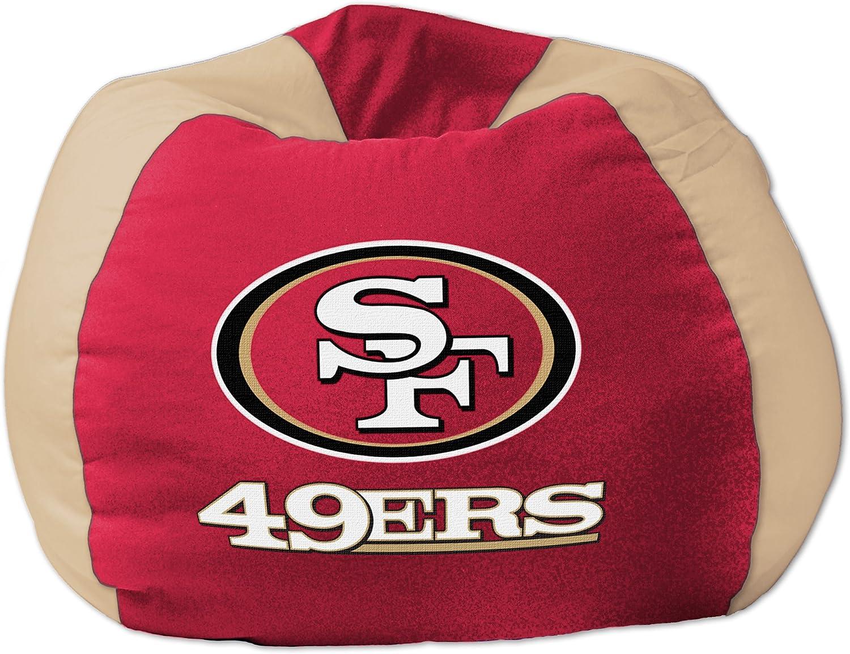 NFL Bean Bag Chair San Francisco 49ers at Amazon Men's ...