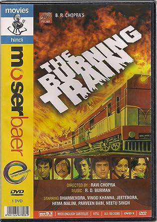 Amazon com: The Burning Train: Vinod Khanna: Movies & TV