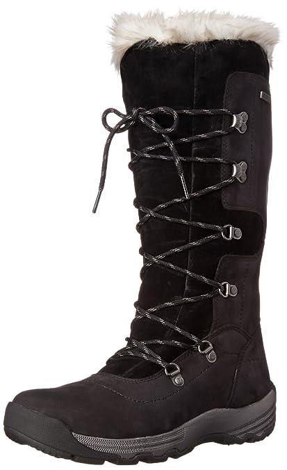 eae9ecdbf7 CAT Footwear Caterpillar Women s Devlin Waterproof Fur Winter Boot ...