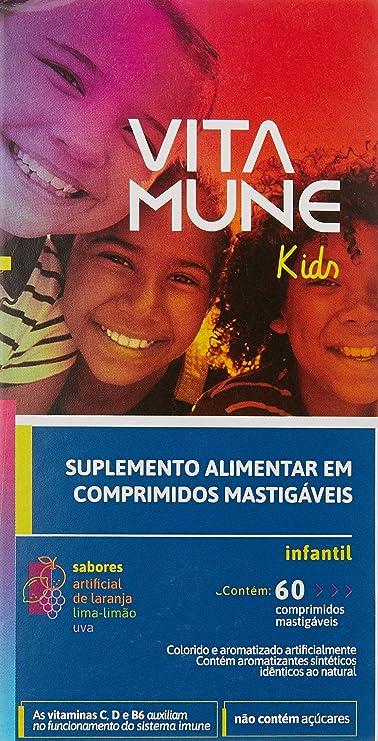 Vitaone kids polivitamínico c/60 cáps infantil