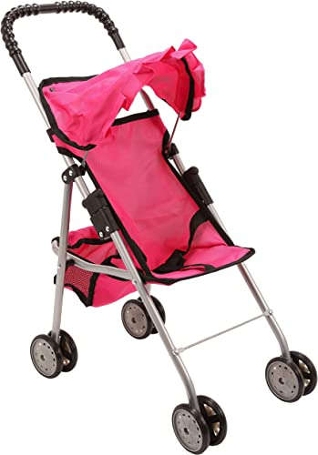 Mommy and Me My Frist Baby Doll Stroller in pink
