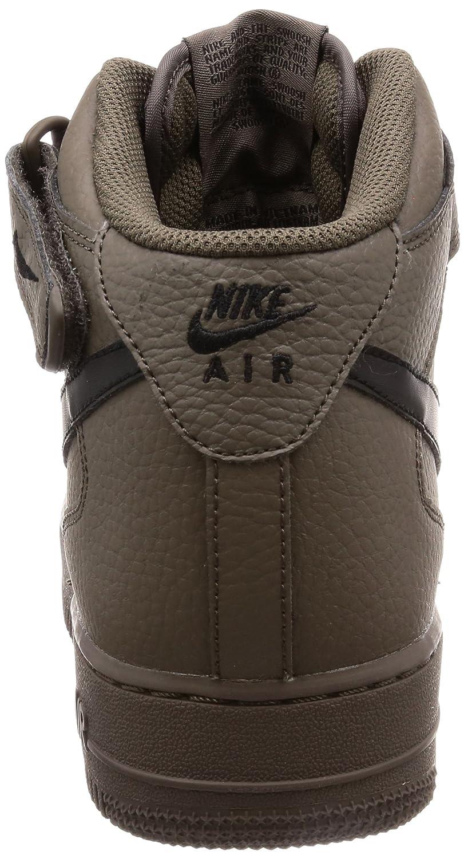 Nike Herren Air Force 1 Mid '07 315123-205 315123-205 '07 Turnschuhe f0a9b8