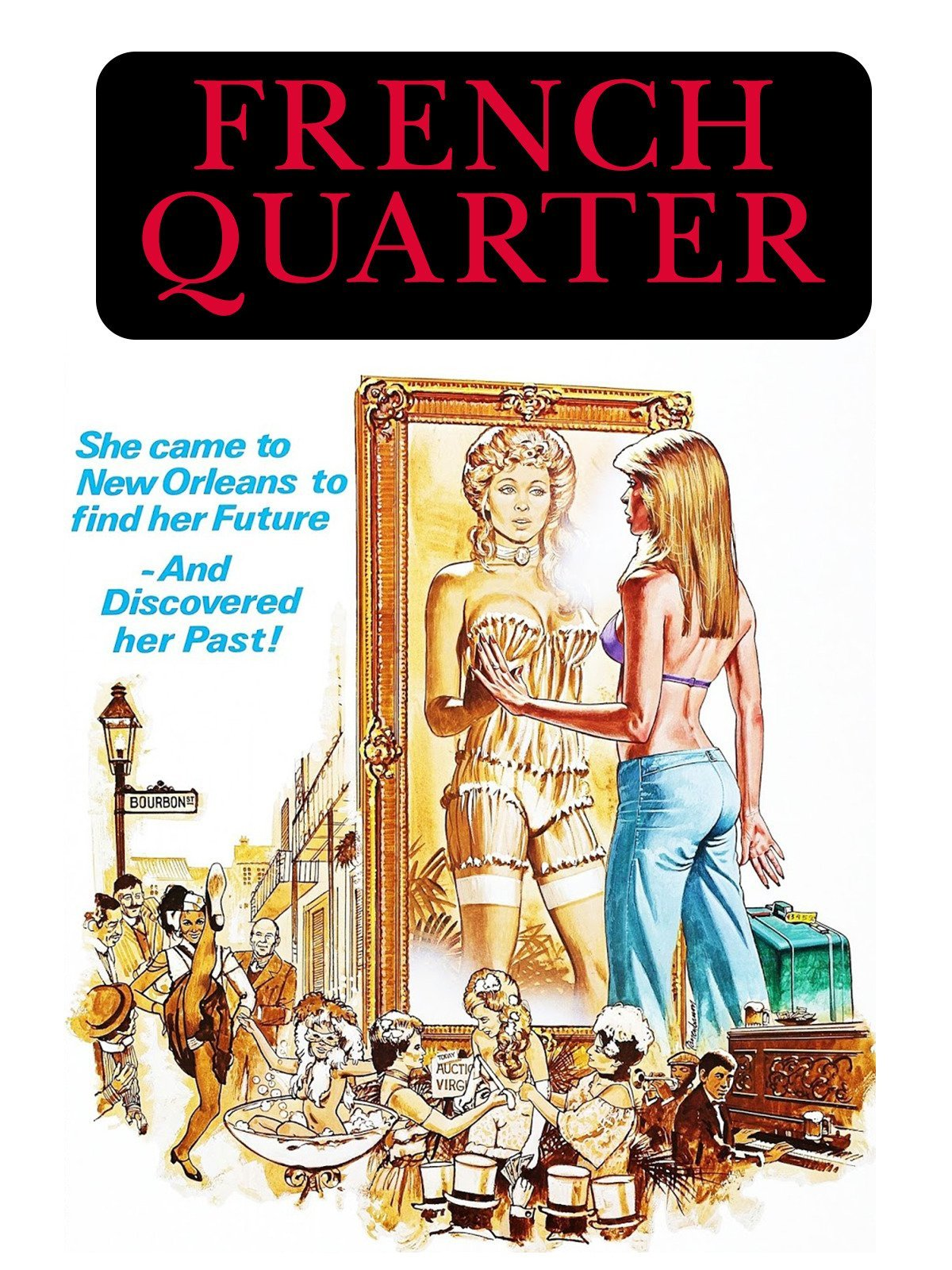 Amazon. Co. Uk: watch french quarter | prime video.