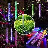 CGN Garden Solar Lights Outdoor Solar Acrylic
