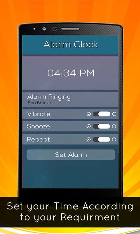 Alarm Clock free Wake up Timer