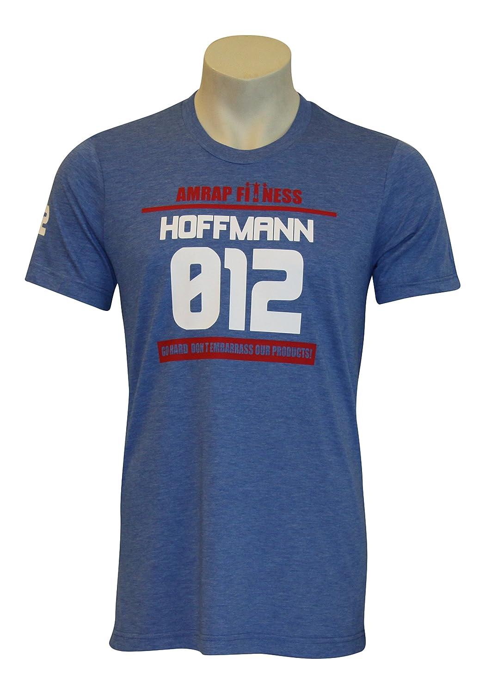 AMRAP Herren Athlete Shirt – Individuell für dein WOD hergestellt, Slim-Fit aus Tri-Blend Material - Competitor Shirt
