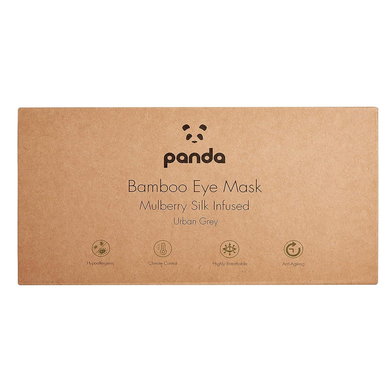 El Original Panda bambú, antifaz, está hecha de 100% bambú ...