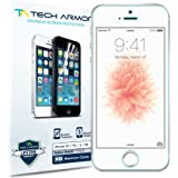 Apple iPhone 5 RetinaShield Screen Protector, Tech ArmorPremium Blue Light Filter Apple iPhone 5C / 5S / 5 / SE Film Screen Protector [1]