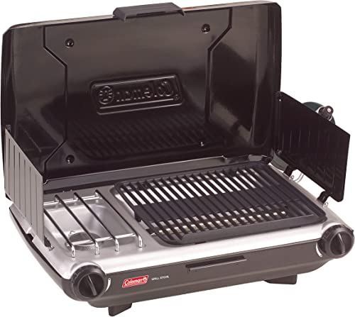 Coleman Camp Propane Grill Stove Renewed