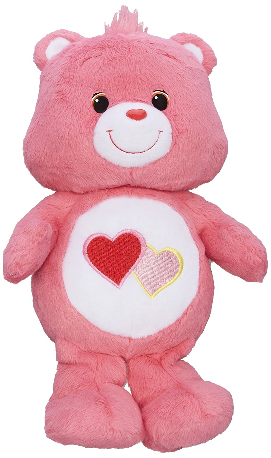 Amazon care bears love a lot bear 12 bear with dvd toys games voltagebd Images