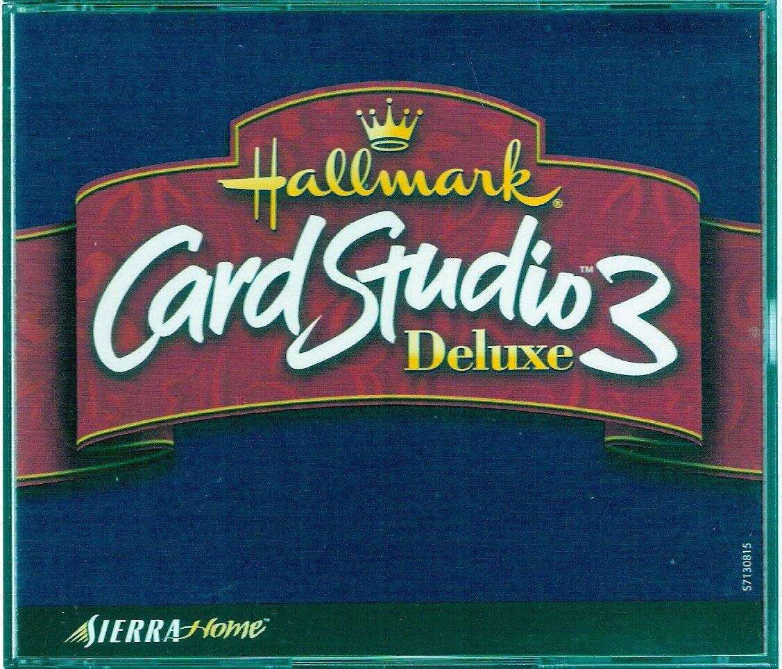 Hallmark Card Studio Deluxe 3.0 by Nova Development US