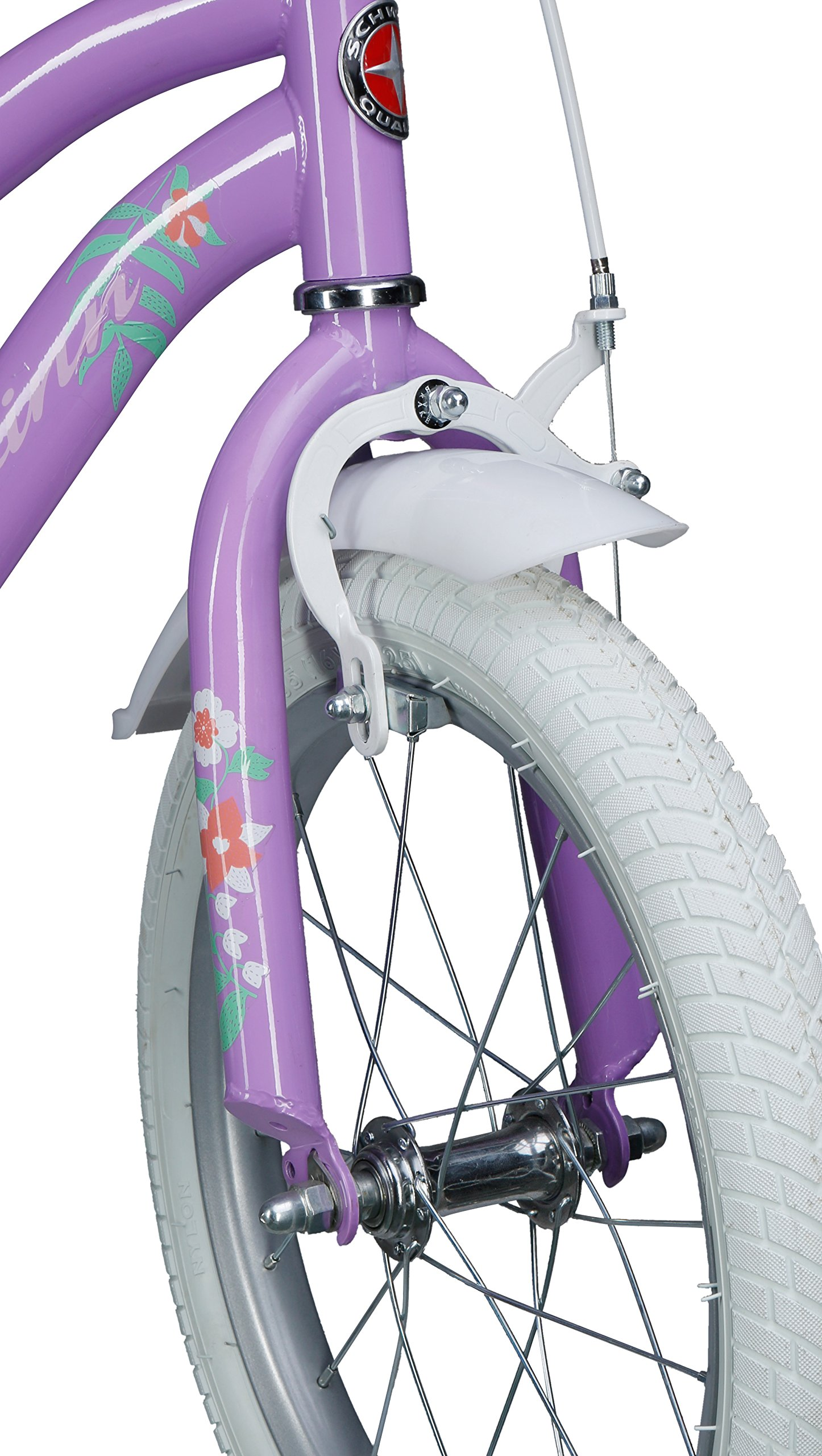 Schwinn Girl's Jasmine Bicycle, 16'', Purple by Schwinn (Image #6)