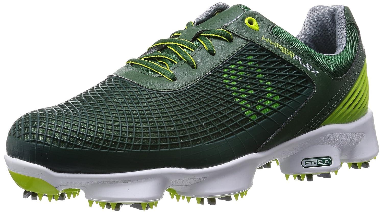 [フットジョイ] FootJoy ゴルフシューズ HYPERFLEX B00U88DANI 27.0 cm 2E|グリーン/ライム グリーン/ライム 27.0 cm 2E
