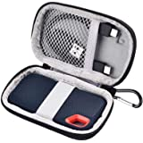 Hard Case Compatible for SanDisk 500GB/250GB/1TB/2TB Extreme Portable SSD - SDSSDE60-500G-G25,Not Fits for Sandisk Pro…