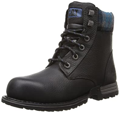 Amazoncom Caterpillar Womens Kenzie Steel Toe Work Boot Shoes