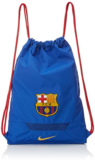 Nike Allegiance FC Barcelona Gymsack Mochila, Hombre, Azul (Game Royal/Prime Red/University Gold), Talla Única: Amazon.es: Deportes y aire libre