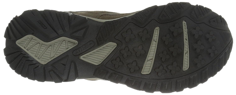 Hi-Tec Women's Perpetua Low Waterproof Hiking Shoe B00LIP786K 8 B(M) US|Taupe/Mint