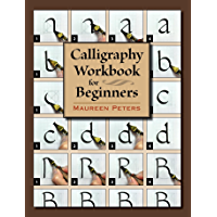 Calligraphy Workbook for Beginners (English Edition)