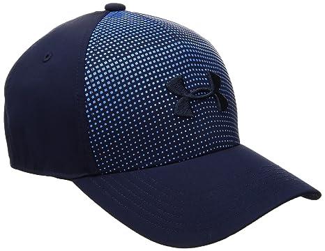 Amazon.com  Under Armour Boys  Fade Curved Visor Stretch Cap ... 1ae7f7c3b68