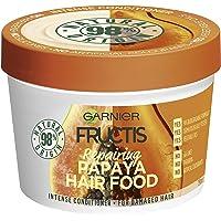 GARNIER Fructis Repairing Papaya Hair Food, 390 Milliliter