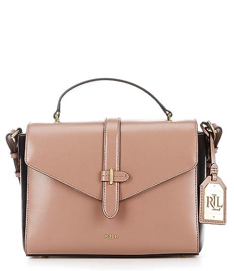 a118d503088 Lauren Ralph Lauren Winston Collection Raquel Top-Handle Messenger ...