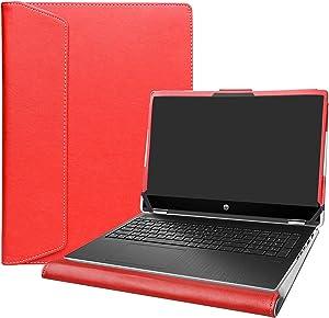 "Alapmk Protective Case for 15.6"" HP Pavilion x360 15 15-dqXXXX (15-DQ0077NR)/HP OMEN Gaming 15-ekXXXX 15-enXXXX (15-ek0023dx) Laptop[Not fit Pavilion X360 15-crXXXX 15-brXXX 15-bkXXX],Red"