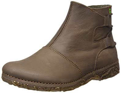 N786 Soft Grain-Pleasant Nido, Bottes Chelsea Femme, Marron (Brown), 37 EUEl Naturalista