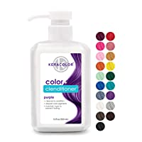 Keracolor Clenditioner Hair Dye (19 colors) Semi Permanent Hair Color Depositing Conditioner, Cruelty-free