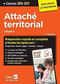 dee32eae1c3 Concours Attaché territorial - Catégorie A - Préparation rapide et complète  à toutes les épreuves !