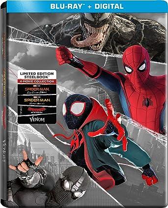 Spider-Man Ultimate Fan Pack [USA] [Blu-ray]: Amazon.es: Cine y ...