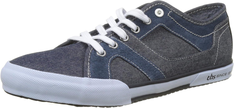 TALLA 42 EU. TBS Elliass, Zapatos de Cordones Derby para Hombre