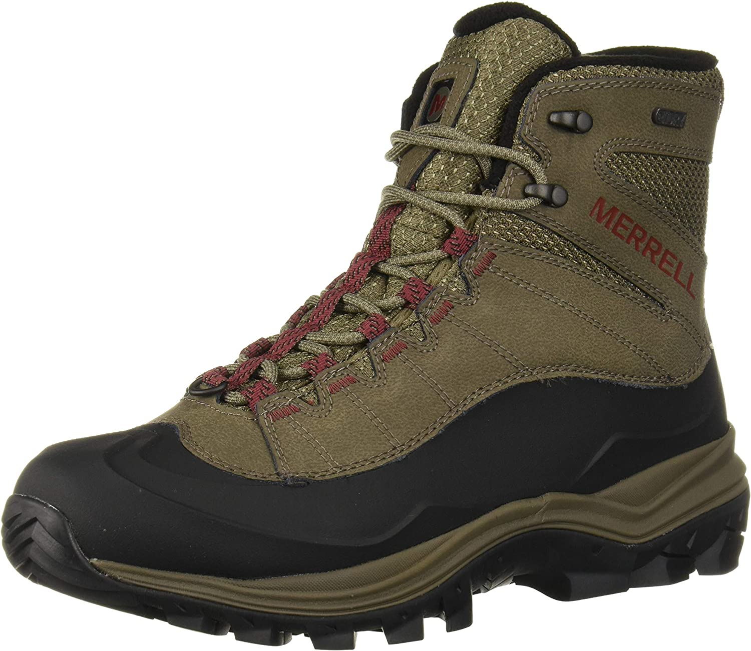 Merrell Mens Thermo Crossover Mid Waterproof Boots