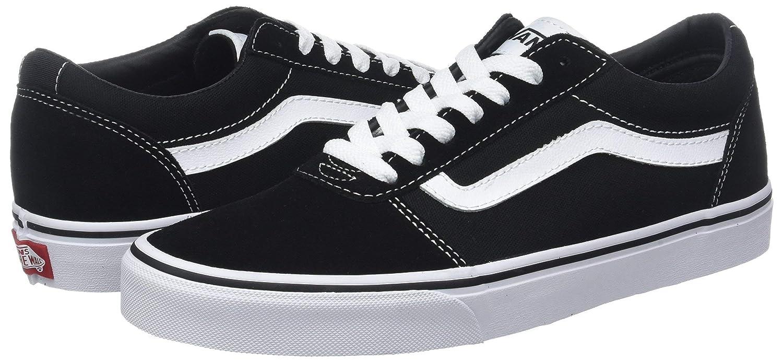 Vans Herren Ward Suede/Canvas Sneaker