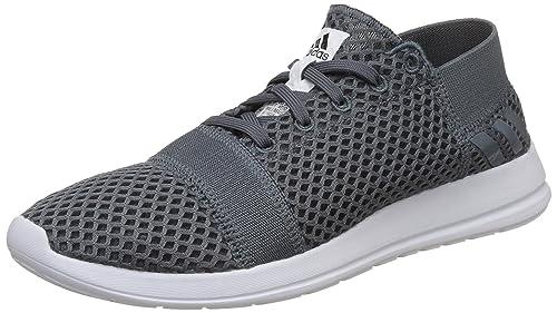 Punto de partida Regularidad equipaje  Buy Adidas Men's Element Refine 3 M Onix/Onix/Ftwwht Running Shoes- 10  UK/India (44.67 EU) (BA8116) at Amazon.in