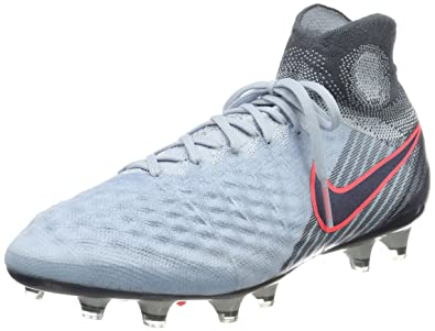0ebf0f78e NIKE Magista Obra II FG 844595-400 Light Armory Blue/Navy Men's Soccer  Cleats