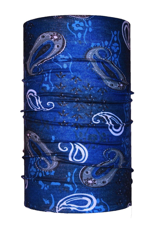 headloop multifunción Toalla Azul Loop Manguera–Pañuelo de microfibra