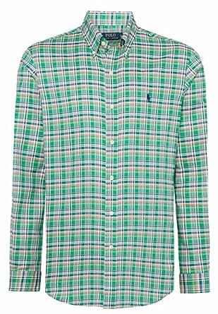 super popular 26b2c c69c1 Ralph Lauren Custom Fit Plain, Striped, Checked & Gingham Poplin Shirts for  Men