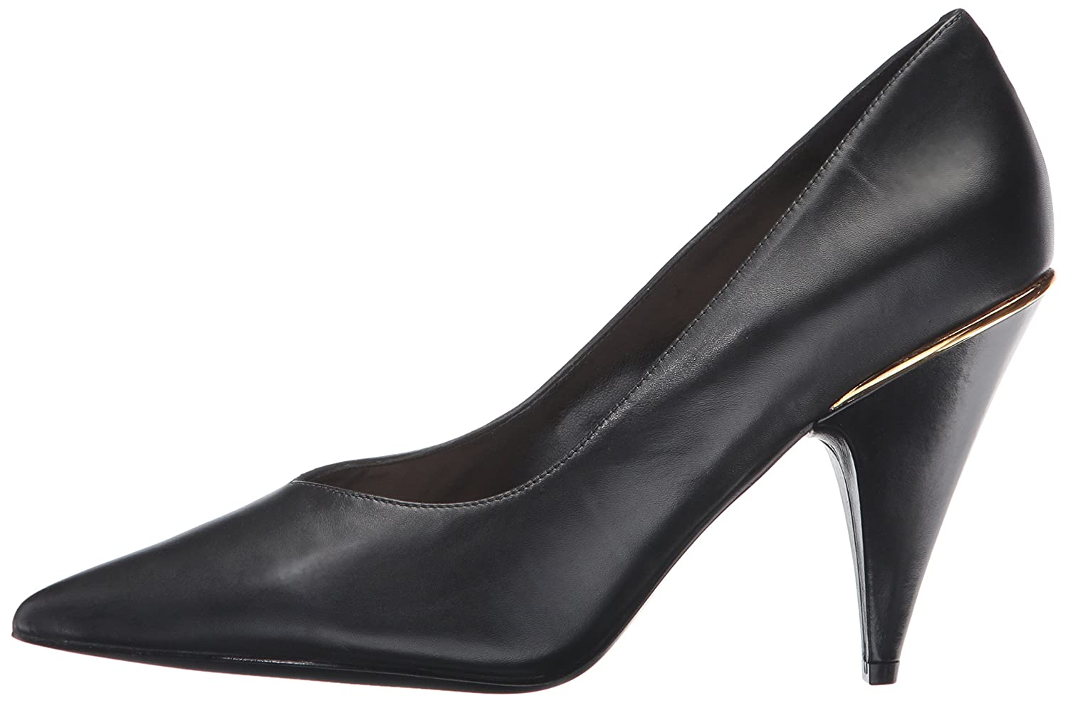 Nine West25026483 - Whistles - Cuir Femme, Multicolore (Black Calf), 40.5 EU