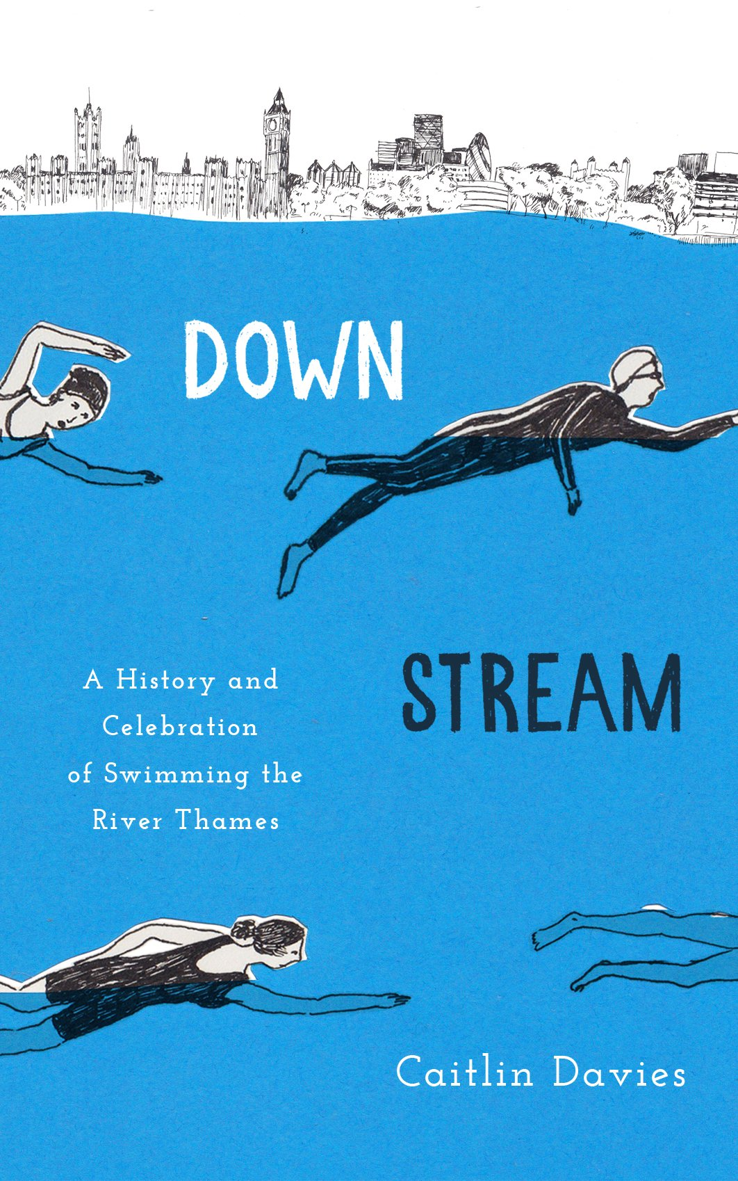 These remarkable stories of swimming in the Thames offer a watery take on history