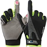 Lorpect Grip Workout Gloves, Full Finger Workout Gloves,Gym Gloves for Weightlifting, Kettlebell, Pull-Ups, Row, Cross Traini