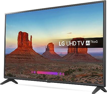 Tv Lg Led 49uk6200pla 49inch 124,46 Cms Uhd 4k Smart Tv Wifi 3hdmi 2usb: 418.66: Amazon.es: Electrónica