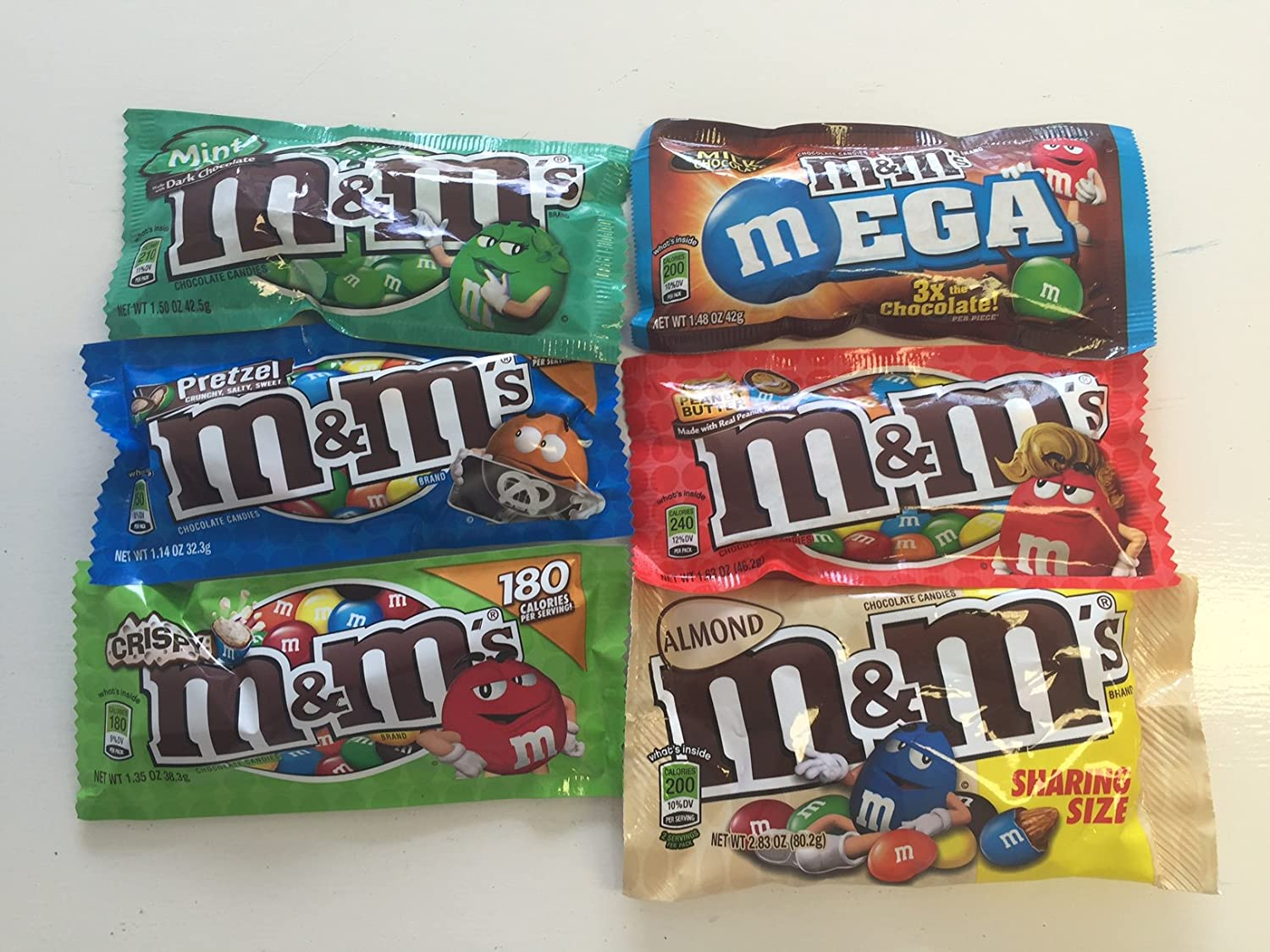 M&M's American Candy Gift Set - Chocolate m&ms Sweets Gift Box MM5 ...