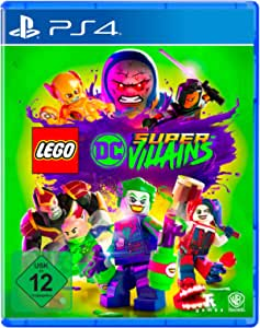 LEGO DC Super-Villains (Playstation PS4)