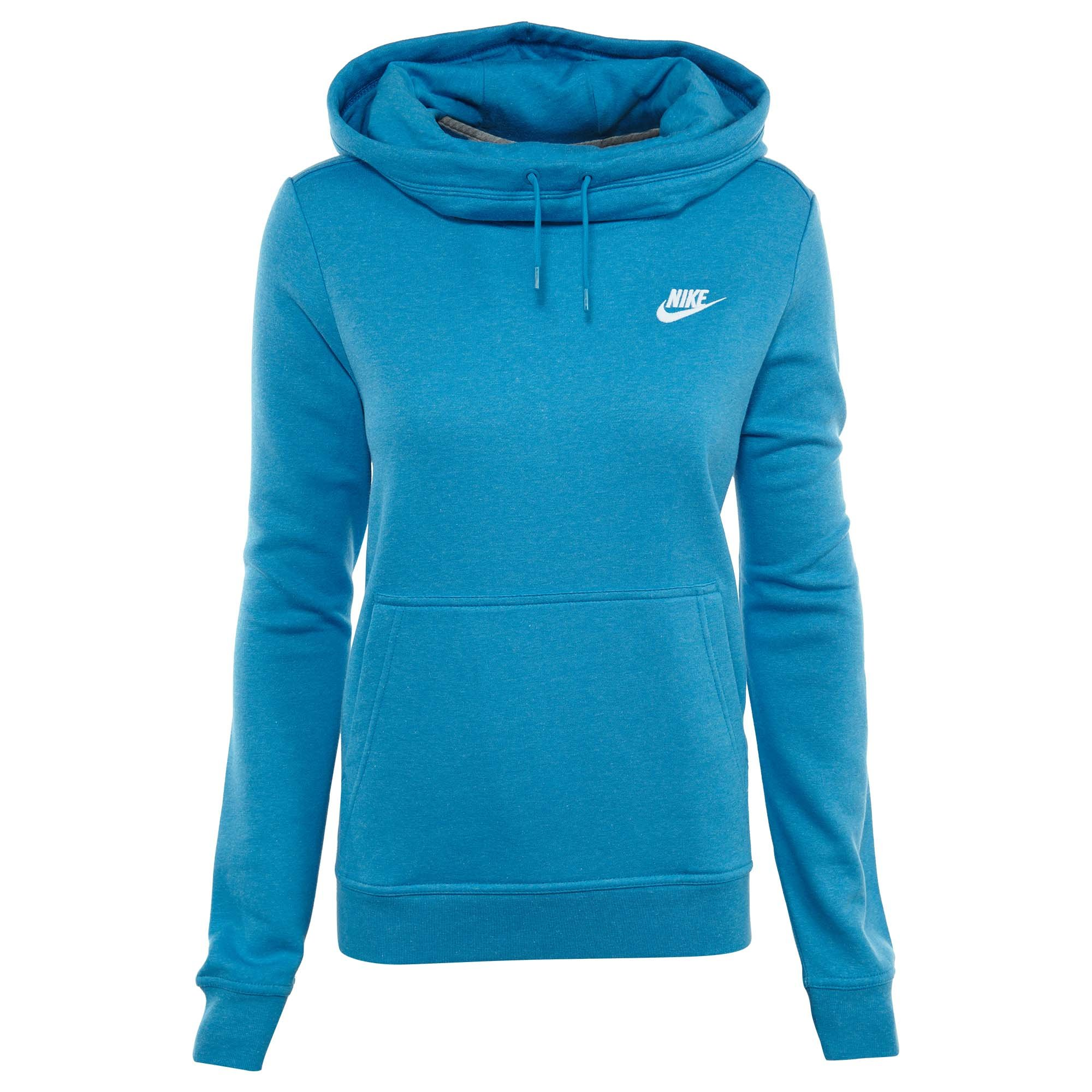 Nike Club Funnel Hoodie Womens Style: 853928-437 Size: M