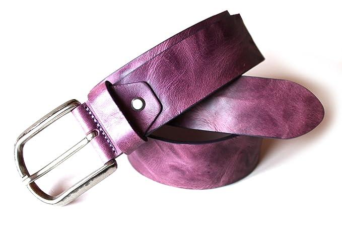 NORTH POLE - Ceinture - Homme Violet aubergine Small  Amazon.fr ... 9988c828fd7