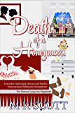 Death of a Honeymoon: A Cozy Mystery with Recipes (The Painted Lady Inn Mysteries Book 9)
